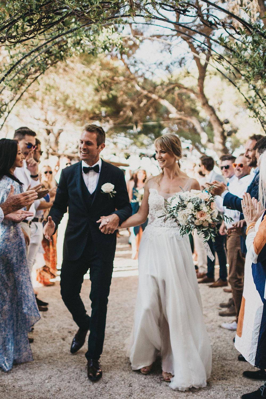 Island Vis Wedding